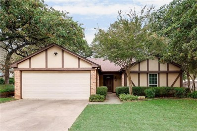 415 Knoll Wood Court, Euless, TX 76039 - #: 13965471