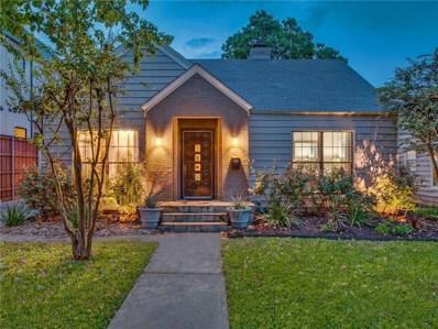 4926 Elsby Avenue, Dallas, TX 75209 - MLS#: 13965912