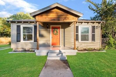 3116 Fairview Street, Fort Worth, TX 76111 - MLS#: 13966574