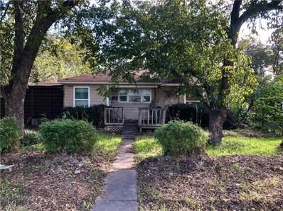 912 Coit Street, Denton, TX 76201 - #: 13967787