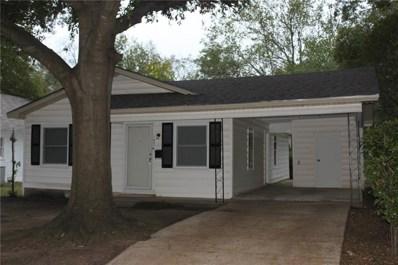 1421 W Park Avenue W, Corsicana, TX 75110 - MLS#: 13967789