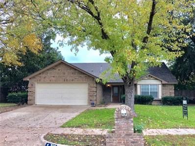 217 Dodge Trail, Keller, TX 76248 - MLS#: 13967793