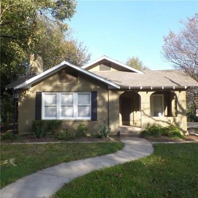 1013 Prairie Avenue, Cleburne, TX 76033 - MLS#: 13967930