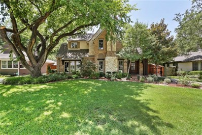 6510 Woodland Drive, Dallas, TX 75225 - MLS#: 13968015