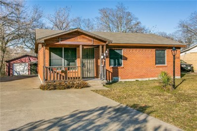1317 Woodcrest Drive, Mesquite, TX 75149 - MLS#: 13968249