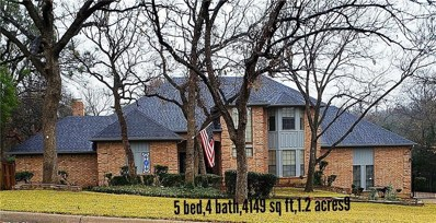 6424 Saddle Ridge Road, Arlington, TX 76016 - MLS#: 13968349