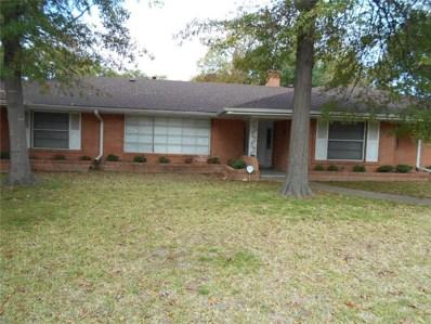 1800 Live Oak Street, Commerce, TX 75428 - MLS#: 13968423
