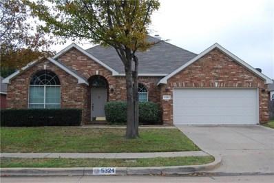 5324 Rush Creek Court, Fort Worth, TX 76244 - MLS#: 13968460