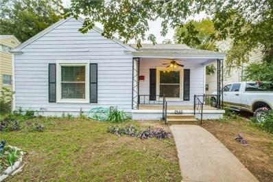 2521 Dalford Street, Fort Worth, TX 76111 - MLS#: 13968994