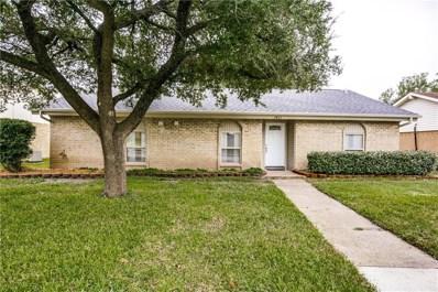 3821 Commonwealth Drive, Garland, TX 75043 - MLS#: 13969381