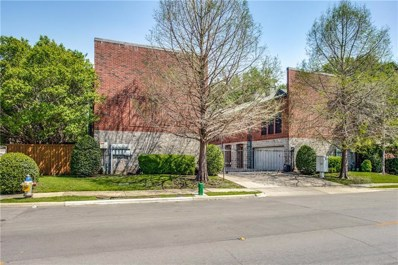 5803 Ross Avenue UNIT D, Dallas, TX 75206 - MLS#: 13969410