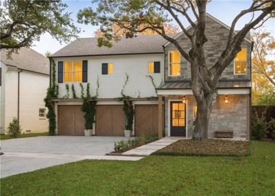 6516 Stichter Avenue, Dallas, TX 75230 - MLS#: 13969710