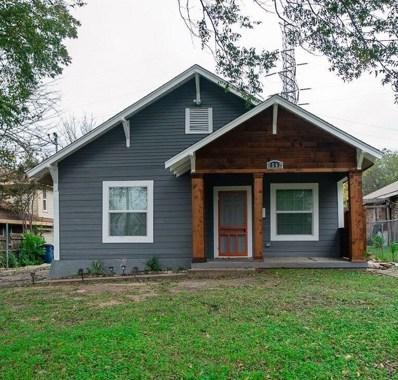 1562 E Woodin Boulevard, Dallas, TX 75203 - MLS#: 13970100