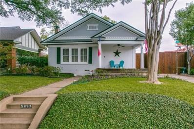 5637 Richmond Avenue, Dallas, TX 75206 - MLS#: 13970139