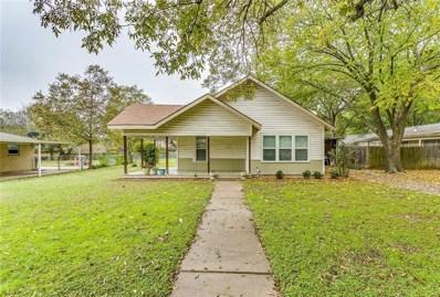 1202 Stanwood Avenue, Cleburne, TX 76033 - MLS#: 13970314