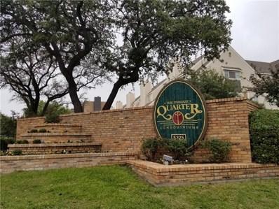 5325 Bent Tree Forest Drive UNIT 2226, Dallas, TX 75248 - MLS#: 13970826