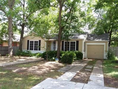 5112 Dallas Avenue, Fort Worth, TX 76112 - MLS#: 13970883