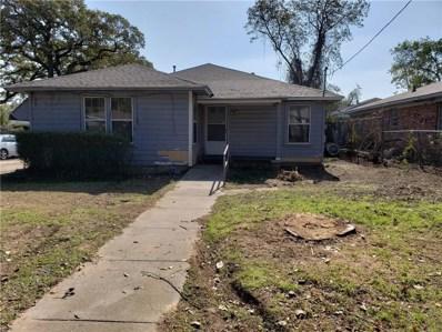 516 Ruth Street, Denton, TX 76205 - #: 13972484