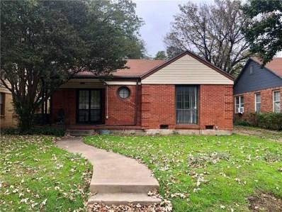 4105 Hampshire Boulevard, Fort Worth, TX 76103 - MLS#: 13972705