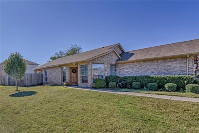 1101 Cottonwood Drive, Crowley, TX 76036 - #: 13973411