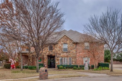 1901 Covey Glen Road, McKinney, TX 75072 - MLS#: 13973891