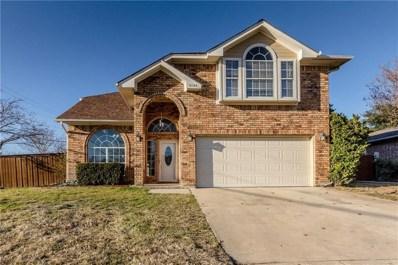 5124 Cedar Springs Drive, Fort Worth, TX 76179 - #: 13974023