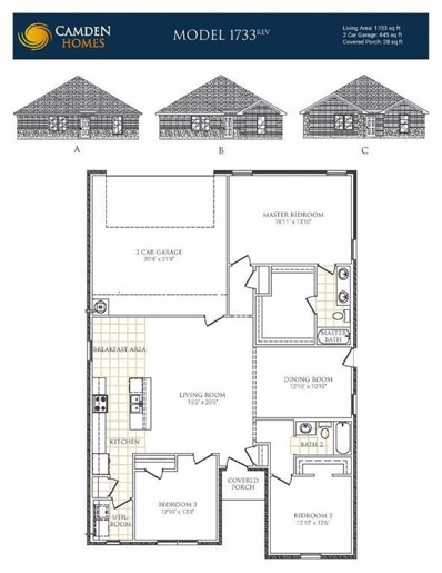 410 Northgate Drive, Terrell, TX 75160 - MLS#: 13974176