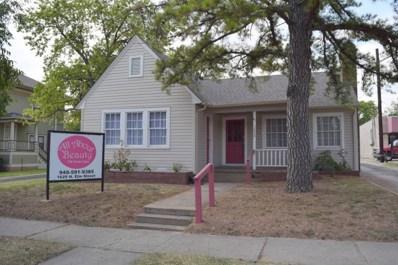 1629 N Elm STREET, Denton, TX 76201 - #: 13974511