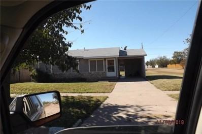 608 NW Avenue G, Hamlin, TX 79520 - #: 13974640