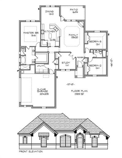 9205 Old Springtown Road, Springtown, TX 76082 - #: 13975322