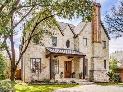 3533 Haynie Avenue, University Park, TX 75205 - MLS#: 13975384