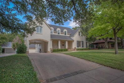 3720 Cresthaven Terrace, Fort Worth, TX 76107 - MLS#: 13976249