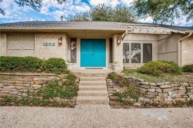 1202 Wiltshire Drive, Carrollton, TX 75007 - MLS#: 13976252