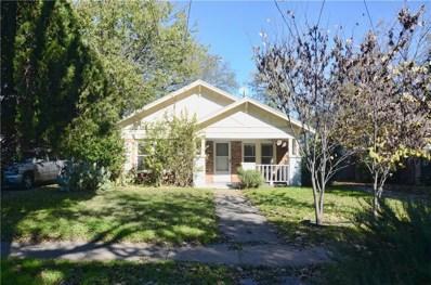 916 Panhandle Street, Denton, TX 76201 - #: 13976287