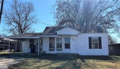 512 Water Street, Whitesboro, TX 76273 - #: 13976896