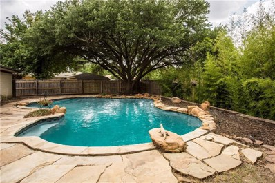 4504 Mill Pond Court, Fort Worth, TX 76133 - #: 13977033