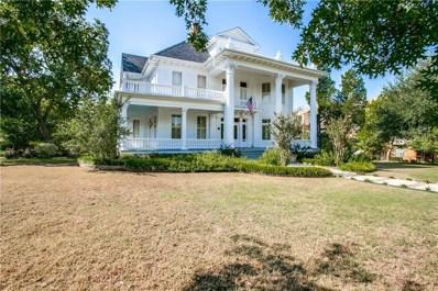 1035 W Oak Street W, Denton, TX 76201 - #: 13977233