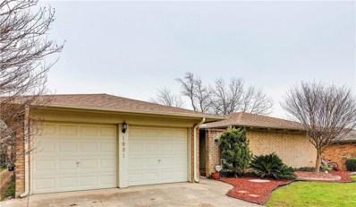 1931 Briar Meadow Drive, Arlington, TX 76014 - MLS#: 13977483