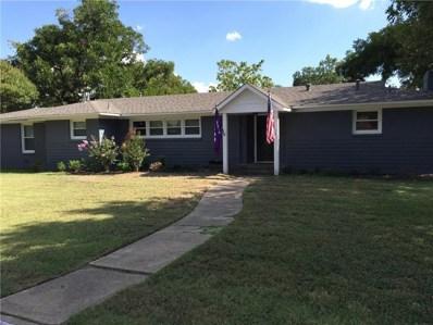 3511 Corto Avenue, Fort Worth, TX 76109 - MLS#: 13977758