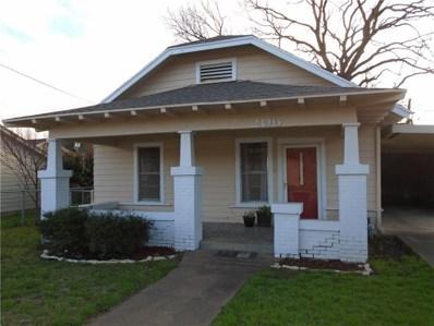 206 S Pendell Avenue, Cleburne, TX 76033 - MLS#: 13978113