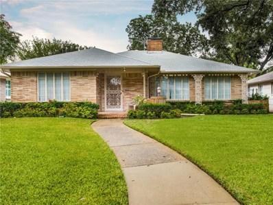 6158 Monticello Avenue, Dallas, TX 75214 - MLS#: 13978229