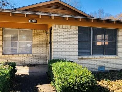 808 S Robinson Street, Cleburne, TX 76031 - MLS#: 13978334