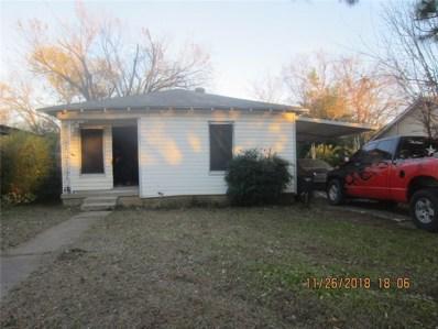 2013 Andrew Avenue, Fort Worth, TX 76105 - MLS#: 13978357