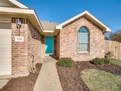126 Arrowhead Drive, Greenville, TX 75402 - MLS#: 13978501
