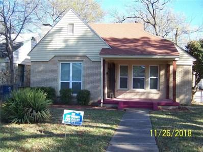 1822 Maryland Avenue, Dallas, TX 75216 - MLS#: 13978719
