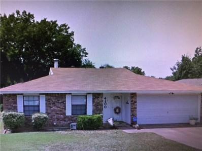 4100 Rushview Drive, Arlington, TX 76016 - MLS#: 13978832