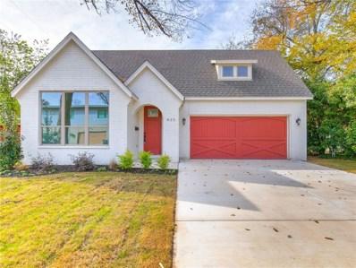 825 Springbrook Drive, Fort Worth, TX 76107 - MLS#: 13978947