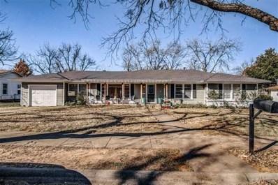 206 Moon Street, Cleburne, TX 76033 - #: 13979382