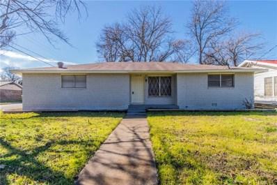 1015 Granbury Street, Cleburne, TX 76033 - #: 13979801