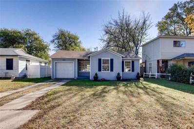 2921 S Hills Avenue, Fort Worth, TX 76109 - MLS#: 13979905